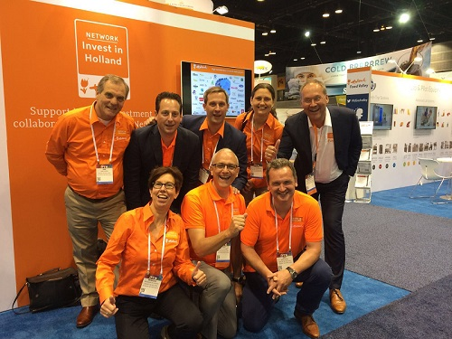 Invest in Holland op IFT Chicago in 2016