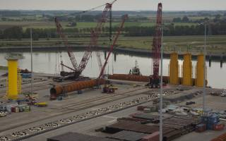 Big commission for BOW Terminal Vlissingen