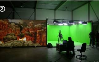 Multimedia company NuFormer is projecting 3D video mapping in the new American reality serie The Quest.