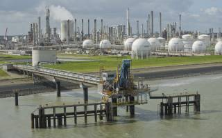 Gasunie hydrogen pipeline connects Dow with Yara
