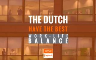 The Dutch Have the Best Work-Life Balance, Says New Ranking EOCD