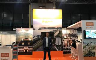 Invest in Zeeland met Invest in Holland-partners op Global Forum for Innovations in Agriculture