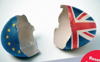 Brexit survey among British citizens in the Netherlands