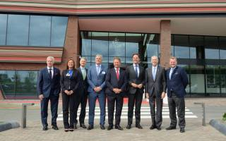 Dow Benelux Officially Opens New Head Office in the Netherlands