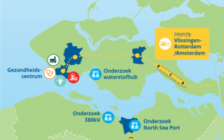 Delta Knowledge Center to provide a boost to Zeeland's economy with €68M of government funding