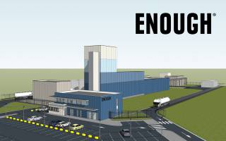 ENOUGH starts construction protein factory